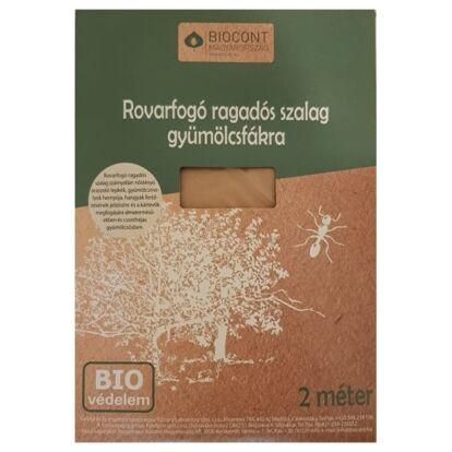 Biocont ragasztós hernyóöv, szalag