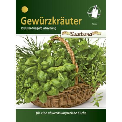 Aromás fűszernövény keverék 'Krauter-Vielfalt'