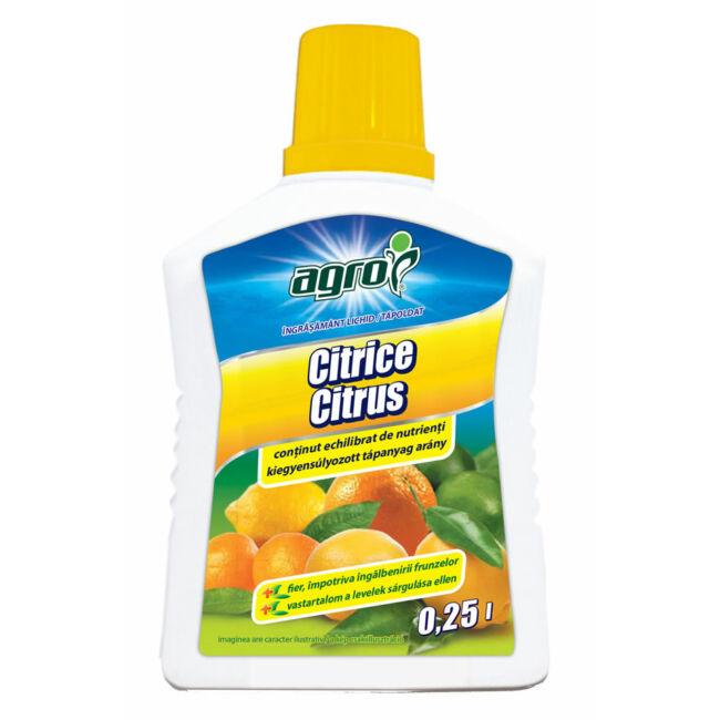"""""""AGRO"""" Tápoldat citrusfélékhez"""
