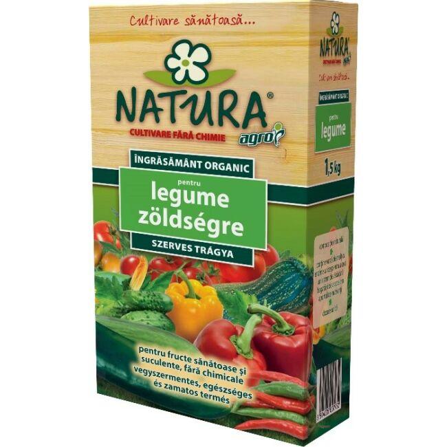 """""""NATURA"""" Szerves trágya zöldségre"""