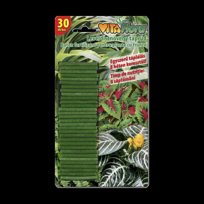 Vitaflóra táprúd levéldísznövényekhez