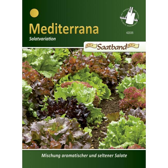 Különleges salátakeverék 'Mediterrana'