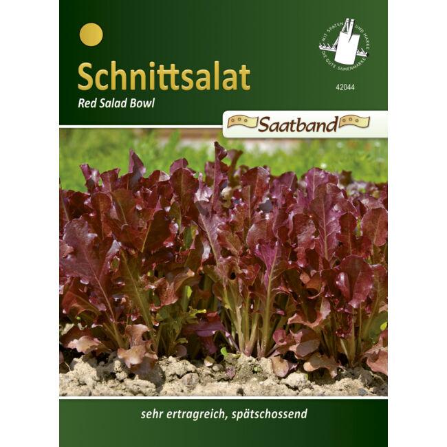 Tépősaláta 'Red Salad Bowl' / Lactuca sativa