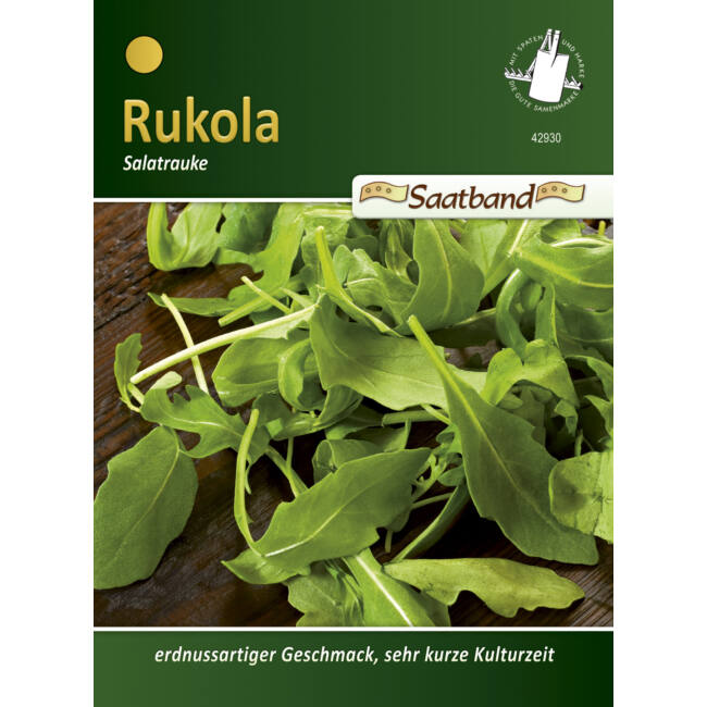 Rukkola 'Saláta-rukkola' / Eruca sativa